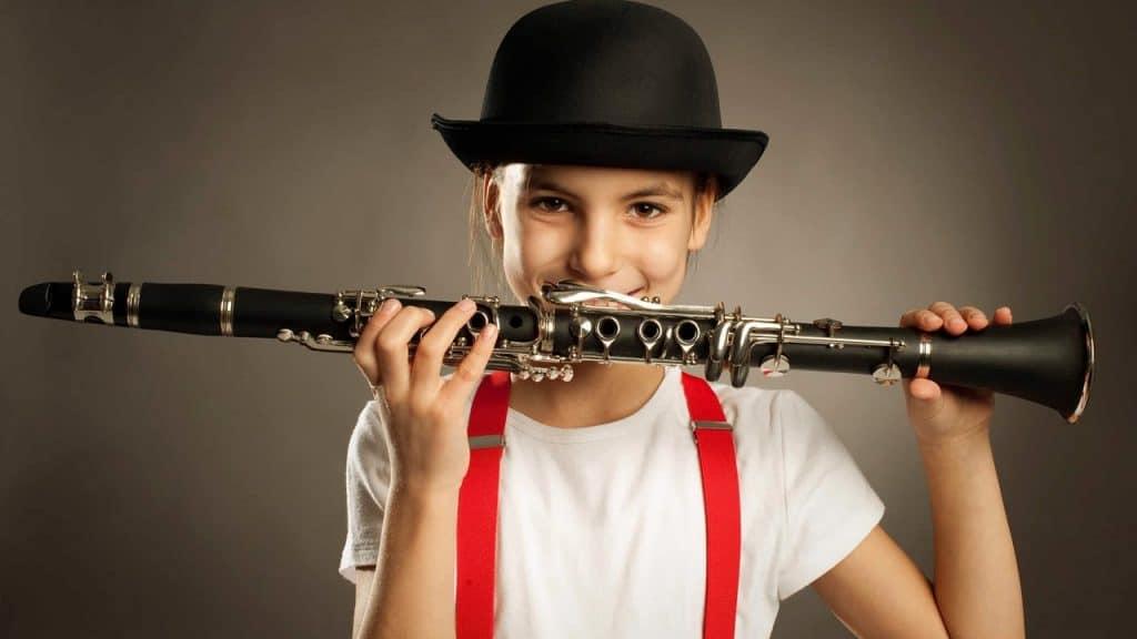 Aprende a tocar clarinete