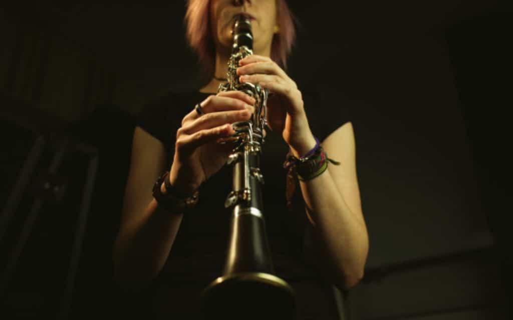 Teoría para tocar el clarinete